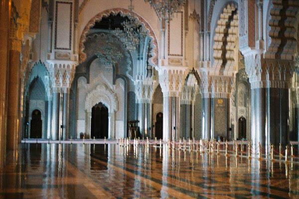 اكبر مسجد فى العالم  Morocco112