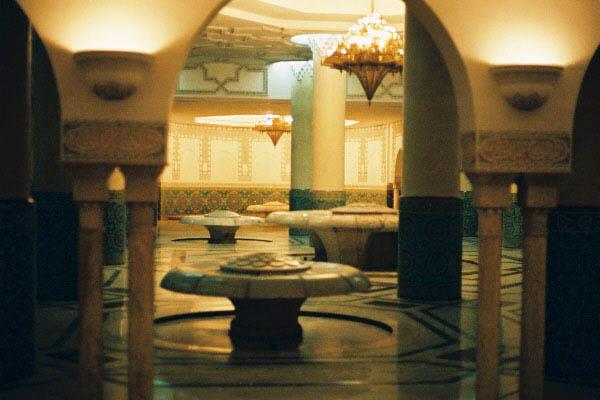 اكبر مسجد فى العالم  Morocco115